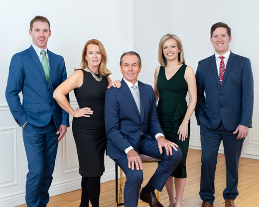 Group photo of Kelly & Kelly Law Firm in Northville